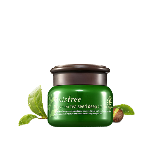 The green tea seed deep cream 50ml