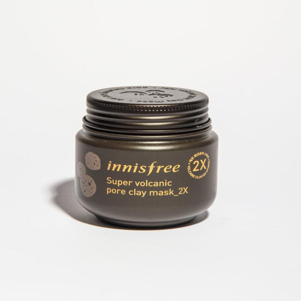 Jeju volcanic pore clay mask 2X