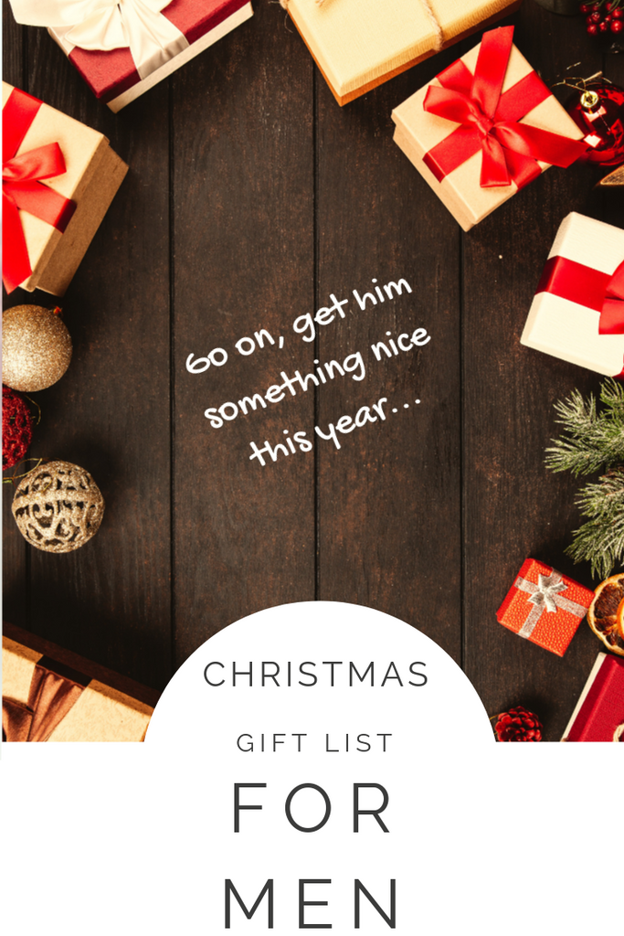 christmas blog mens gift list 2019