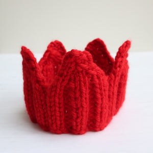 Celebration Crown Knit Kit