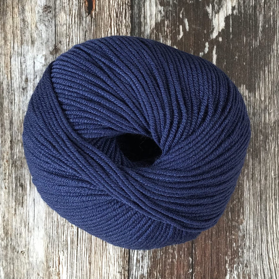 'Yarn' by The Knit Kit Company | Midnight Blue