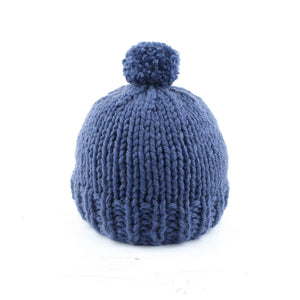 Fala Pom Pom Hat Knit Kit