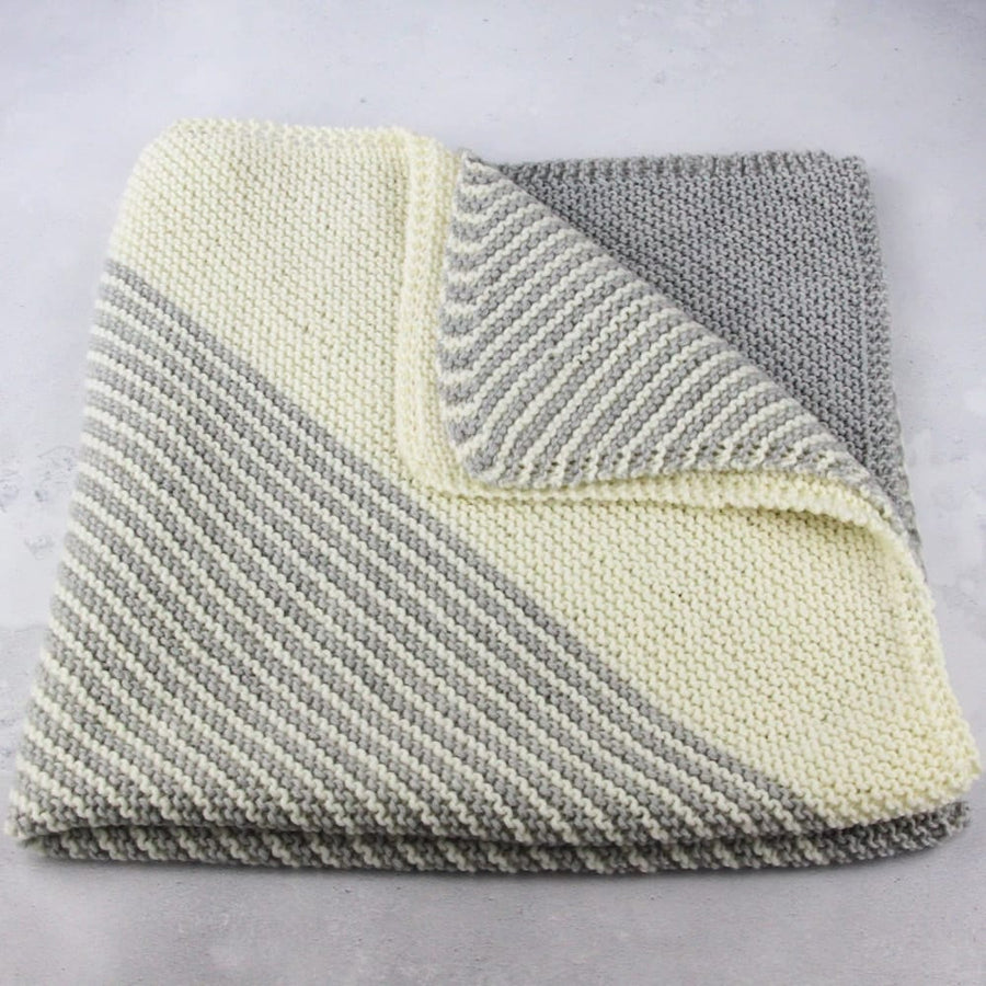 Digital Pattern: India Baby Blanket