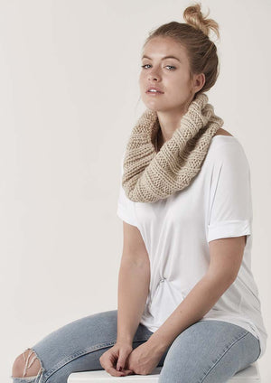 Digital Pattern: Mila Snood by Quail Studios for Rowan