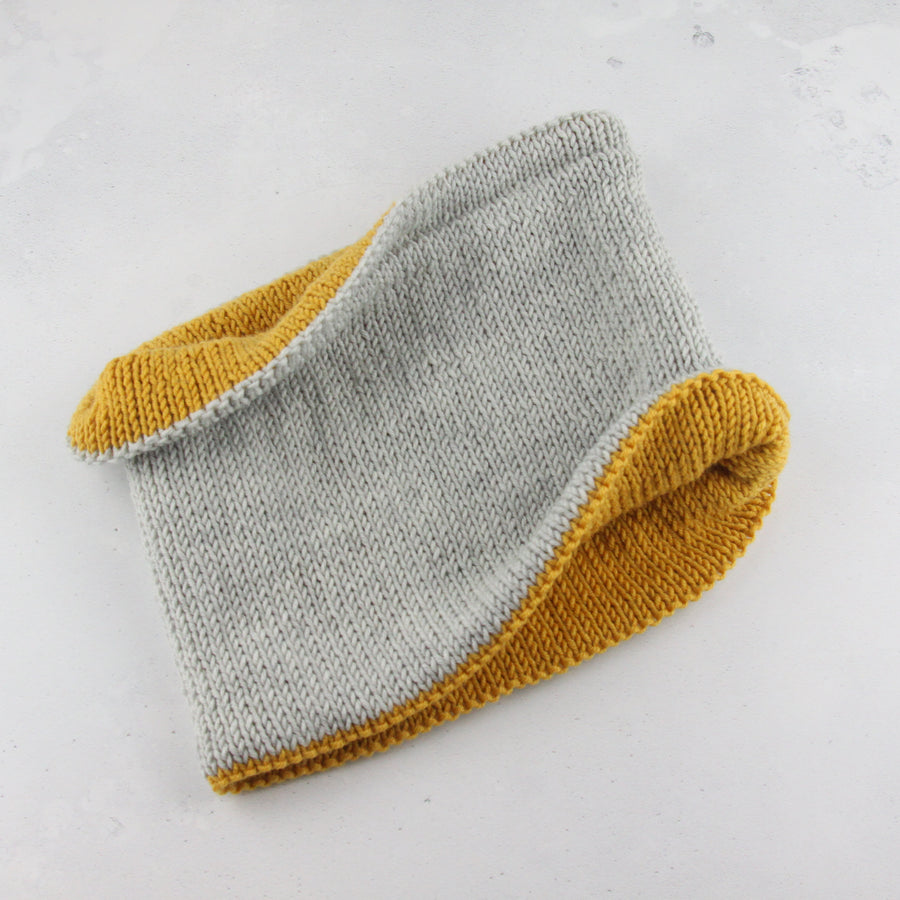 Sirena Snood Knit Kit