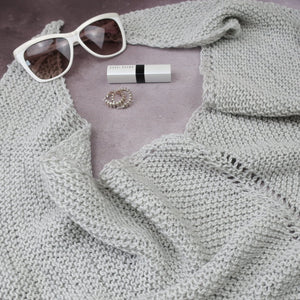 Svenske Shawl Knit Kit