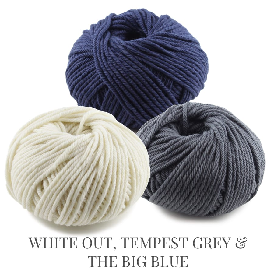 Scafell Ombré Scarf Kit REFILL