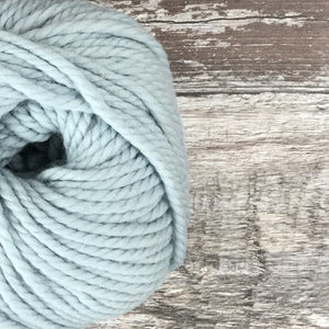 Big Wool | Ice Blue