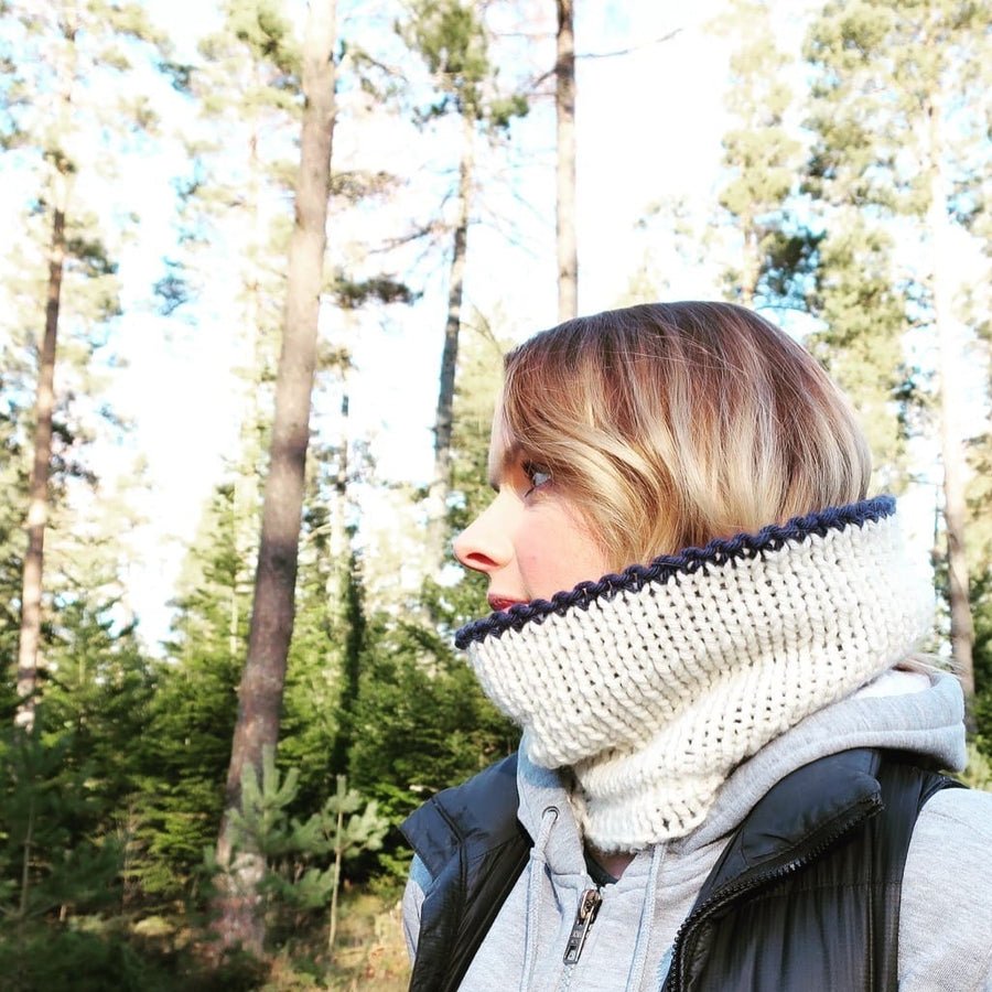 Soho Snood Knit Kit