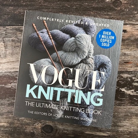 Vogue Knitting | The Ultimate Knitting Book