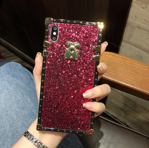 Ins Hot Luxury Diamond Phone Case For Samsung A Series