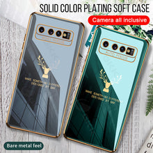 Load image into Gallery viewer, Samsung S10 Series | 2020 Luxury Plating Deer Pattern Phone Case (BUY 2 ONLY $24.98🔥)