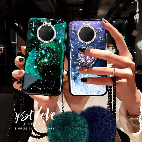 ⭐「Buy One Get Four」2020 Dreamlike Diamond Phone Case for Huawei