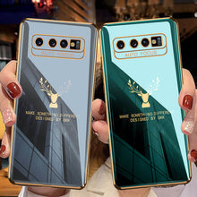 Load image into Gallery viewer, 2020 Luxury Plating Deer Pattern Phone Case For Samsung(BUY 2 ONLY $24.98🔥)