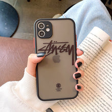 Load image into Gallery viewer, Hot Trendy Shatter-resistant Stussy iPhone Case