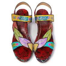 Load image into Gallery viewer, 2019 New Handmade Leather Sandals