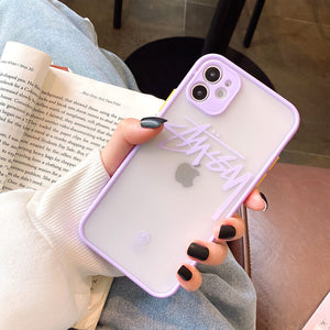 Hot Trendy Shatter-resistant Stussy iPhone Case