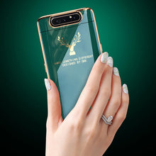 Load image into Gallery viewer, Samsung A80 | 2020 Luxury Plating Deer Pattern Phone Case(BUY 2 ONLY $26.99🔥)