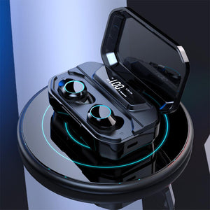 2019 Multifunctional IPX7 Waterproof Wireless Bluetooth 5.0 Headset