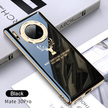 Load image into Gallery viewer, 2020 Luxury Plating Deer Pattern Phone Case For iPhone, Samsung, Huawei