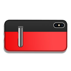 Magneto's Tech Magnetic Bracket Mobile Phone Case For iPhone B