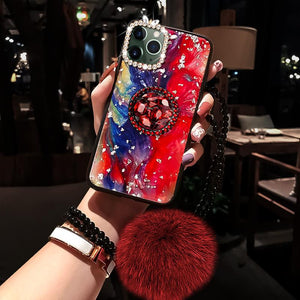 ⭐「Buy One Get Four」2020 Dreamlike Diamond Phone Case for iPhone