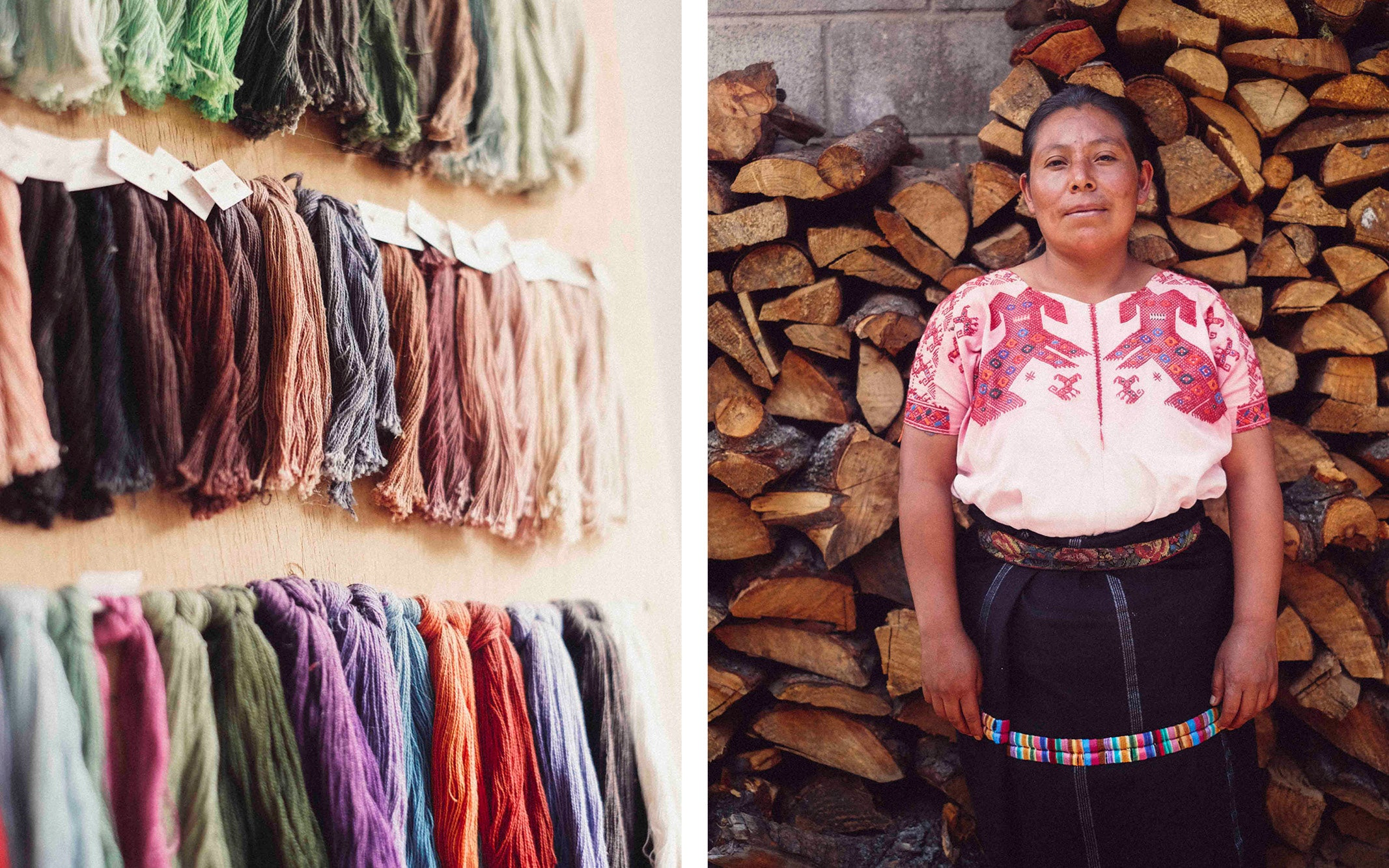 artisan couleur fil guatemala costume traditionnel