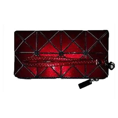 Junell5 Ruby Red Metallic Wristlet Cellphone Pouch - The Gathering Shops
