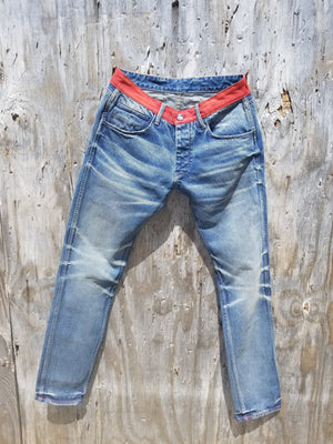 0352 BRINE The Stumps Wash Denim