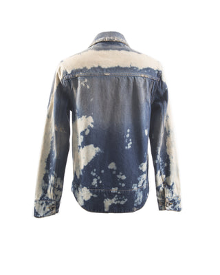 DEAN D3NIM JACKET-DARK WASH - The Gathering Shops