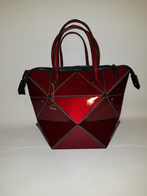 Junell5 4-Way Red Metallic Bag - The Gathering Shops