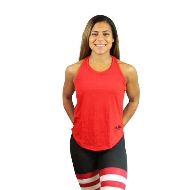 LaMera Romie Red Tank - The Gathering Shops