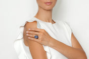 Avenue Chic Druzy Ring - The Gathering Shops