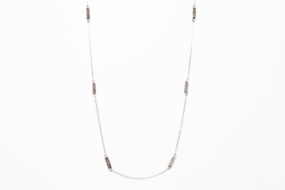 Avenue Chic Love Bar Necklace - The Gathering Shops
