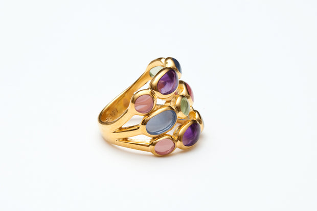 Avenue Chic Ovali Ring - The Gathering Shops