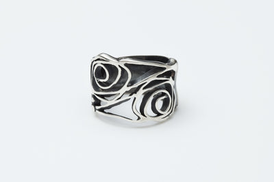 Avenue Chic Rose Ring - The Gathering Shops