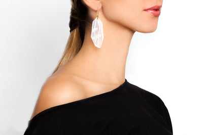 Avenue Chic Piton Earrings - The Gathering Shops