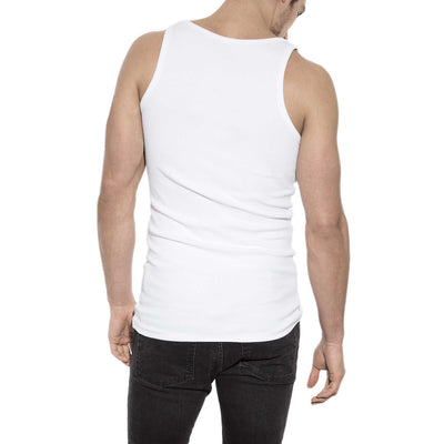 100% Cotton Ribbed Tank Top - The Gathering Shops