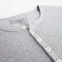 Bread & Boxers 97% Cotton Classic Henley - The Gathering Shops