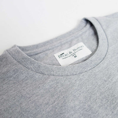 Bread & Boxers 100% Cotton Crew Neck Sweatshirt - The Gathering Shops
