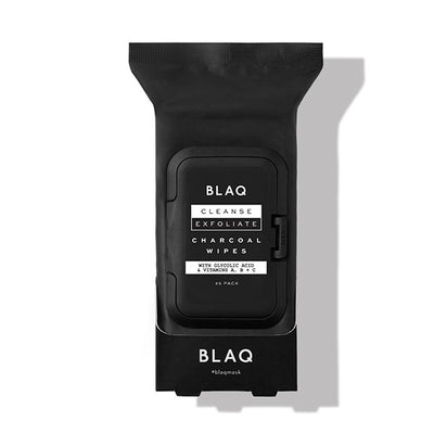Blaq Cleanse & Exfoliate | 25 Pack - The Gathering Shops