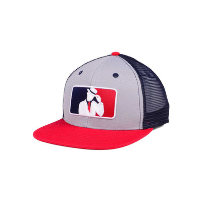 Big League Snapback Hat - The Gathering Shops