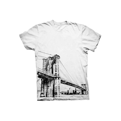 Digmi Bottom Bridge Short Sleeve T-Shirt - The Gathering Shops