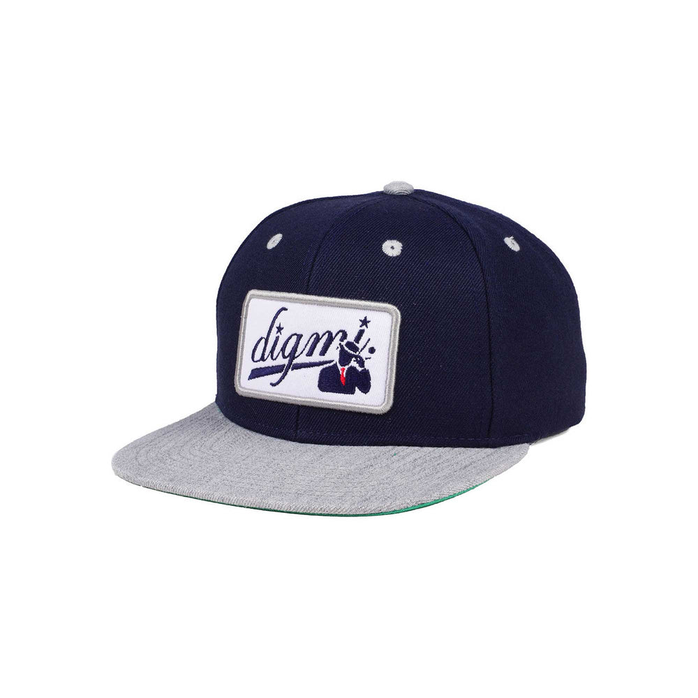 Digmi DBL Snapback Hat - The Gathering Shops