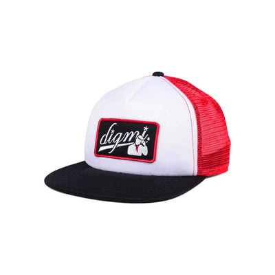 Digmi DBL Patch Trucker Hat - The Gathering Shops