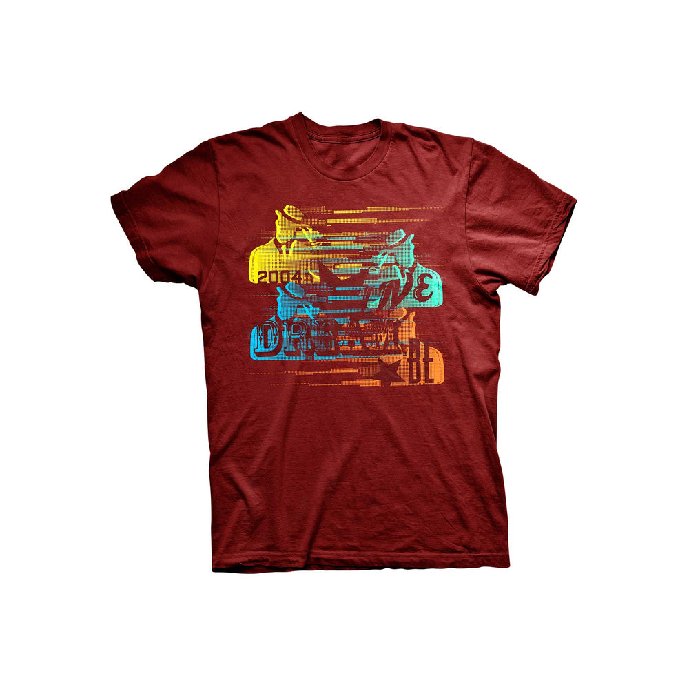 Digmi Side 2 Side Short Sleeve T-Shirt - The Gathering Shops