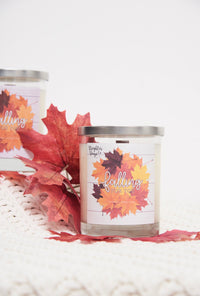 Brighter Days Falling For You Candle - The Gathering Shops