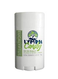 Lymph Candy Eucalyptus Deodorant - The Gathering Shops
