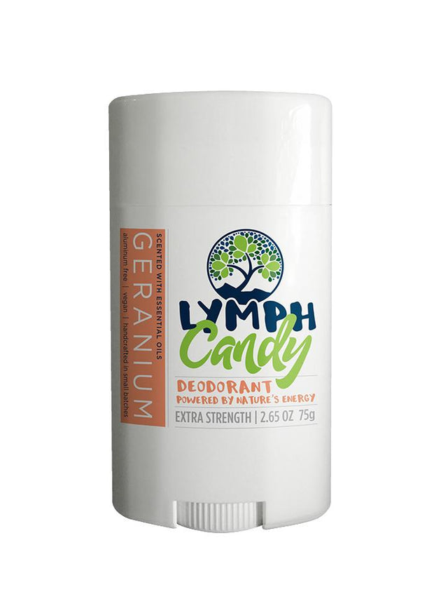 Lymph Candy Geranium Deodorant - The Gathering Shops