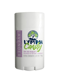 Lymph Candy Lavender Deodorant - The Gathering Shops